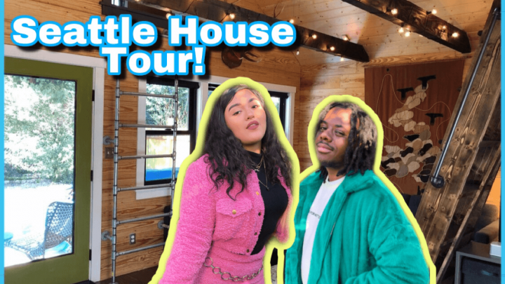 Airbnb Home Tour | Seattle Vlog