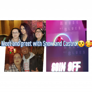 Weedventures with Jelly||  Meet and Greet with Snow and Castro House of Blues San Diego !!!