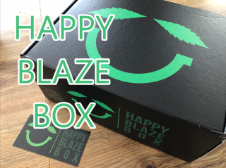 Happy Blaze Box November 2019 Unboxing