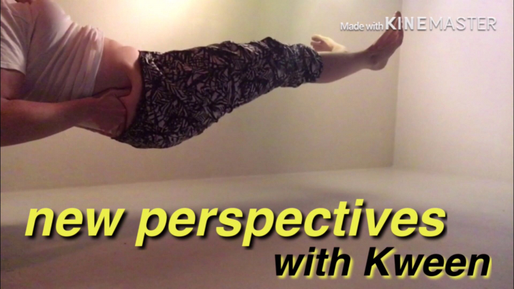 new perspectives // levitate with cannabinoid queen