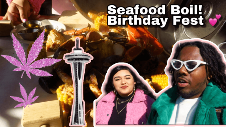 Seafood Boil! Birthday Fest | Seattle Vlog
