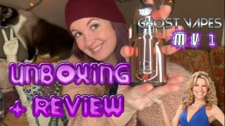 GHOST VAPES MV1 UNBOXING + REVIEW