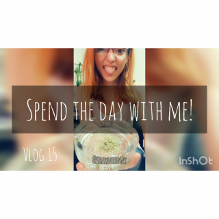 Spend The Day With Me (I Make Rice Crispy Squares) | Vlog 15