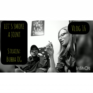 LET'S SMOKE A JOINT   Vlog 16