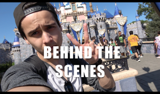 DISNEYLAND 2019 (Behind The Scenes) *SECRETS*