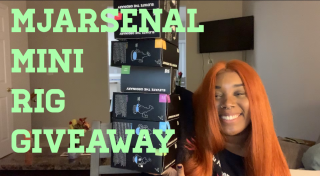 MJARSENAL UNBOXING & GIVEAWAY!