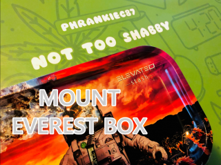 Elevated Stash Mount Everest Box  November 2019 Unboxing