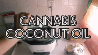 Make Organic Infused Coconut Oil At Home