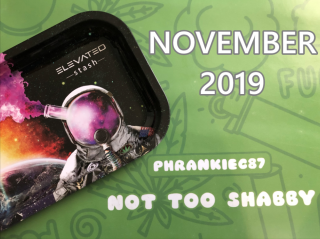 Elevated Stash Pikes Peak Box  November 2019 Unboxing