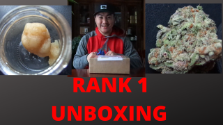 Unboxing Night Nurse & Alien Cookies (Flower + Live Resin!)