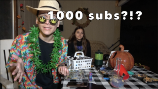 1000 SUBSCRIBERS!!! *SHOUTOUTS*