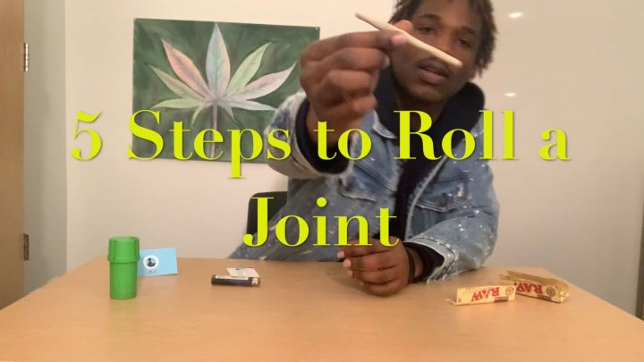 SO BOOM‼️ 5 STEP JOINT ROLLING TUTORIAL❗️