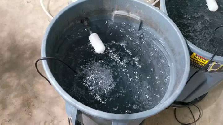 WHY I USE AN AIR PUMP TO MIX A RESERVOIR (EXCLUSIVE DAILY WEEDTUBE UPLOAD)