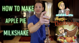 How To Make An Apple Pie Milkshake