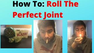 How To Roll The Perfect Joint + GIVEAWAY!!