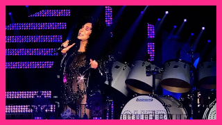 Cher, Chic, and Nile Rogers - LIVE IN CHICAGO