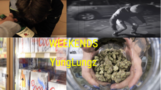 WEEKENDS WITH YUNG LUNGZ | MATTRESS SHOPPING, GETTING DRUNK, + SEARCHING FOR A NEW CANNABIS STRAIN