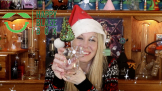 Hazy Hula High Happy Blaze Box Christmas Unboxing