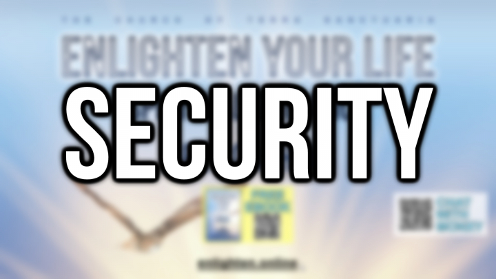 Enlighten Your Life | Security