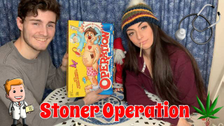 Stoner Operation Couple Edition!| Bakedbeauty420