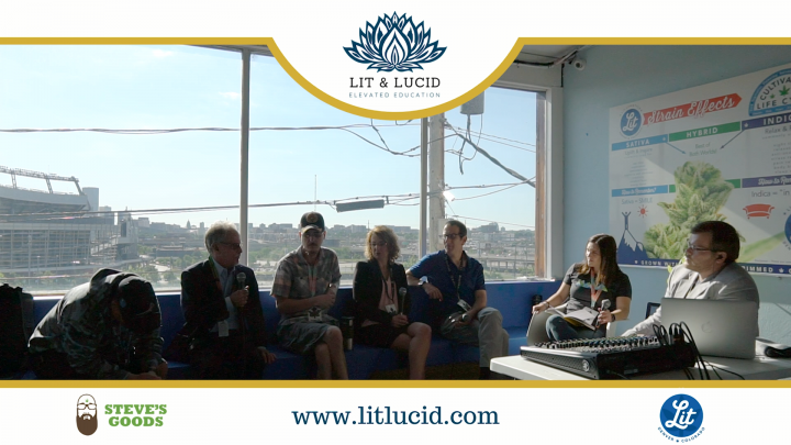 PTSD & Cannabis Discussion (Lit & Lucid Podcast: Episode 60)