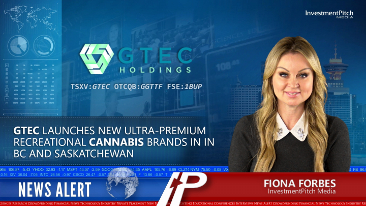 GTEC launches new ultra-premium recreational cannabis brands in in BC and Saskatchewan