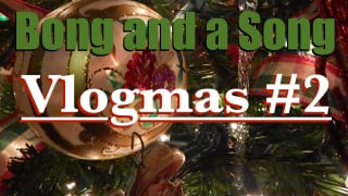 Bong and a Song Vlogmas #2 | Original: The WeedTube Blues | Music Video | Ukulele | Will Yamos
