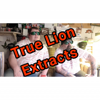 TRUE LION EXTRACT GUMMIES SPONSORED BY MRGREENS.CA   <br />