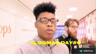 vlogmas day#6 DRONE PROBLEMS SHOPPING AT WILLOW BROOK MALL +EXPLAINING WHAT ITS LIKE BEING BLACK AND JEWISH!!!!
