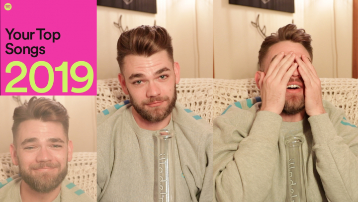 Getting High & Reacting to My Top Songs of 2019!
