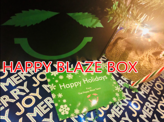 Happy Blaze Box December 2019 Unboxing