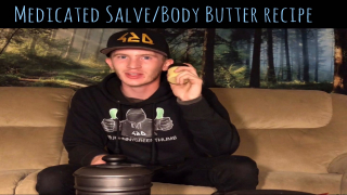 Simple Medicated Salve Recipe