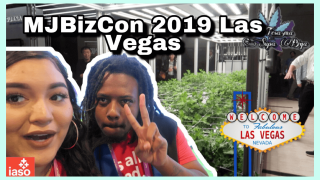 MJBizCon Las Vegas 2019 | Day 1 with Iasogoods