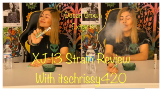 XJ-13 (preroll) Strain Review by OceanGrownExtracts with itschrissy420