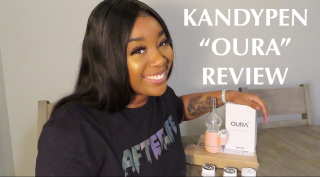 KANDY PEN OURA REVIEW / THC PEN GIVEAWAY