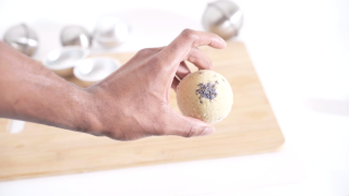 How to make Cannabis Bath Bomb for pain Relief