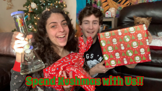SPEND CHRISTMAS WITH US! | Vlogmas | Bakedbeauty420
