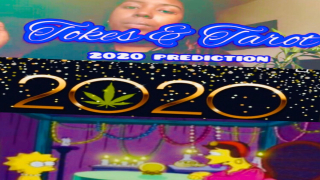 New Year New You - LuansGalaxy 2020 prediction