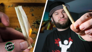 How to BACKROLL a JOINT! (Roll a Joint Inside Out)