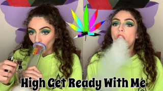 High Get Ready with Me! Trying new Products! | Bakedbeauty420