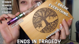 SwagGear/ CloudVapes- Unboxing & Review! Giveaway Winner!
