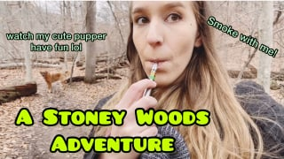A Woods Adventure Smoke Sesh