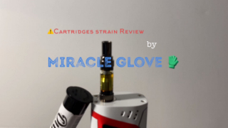 Island Sweet Skunk cartridge Strain Review