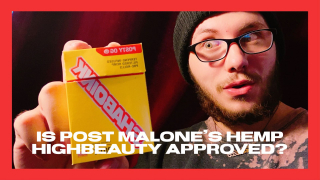 THE HighBeauTEA: Post Malone's hemp brand?!?!