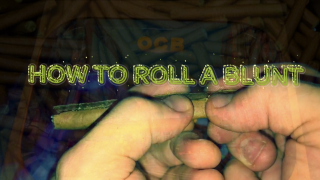 How-To-Roll A Blunt