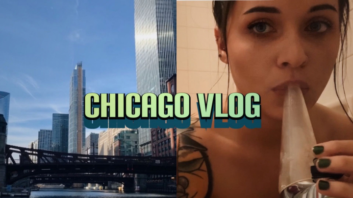 Chiefing in Chitown | Chicago Vlog | ReeferBadness