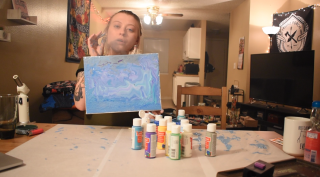 Cannagar And Paint With Me