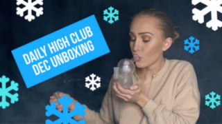 Daily High Club December Unboxing