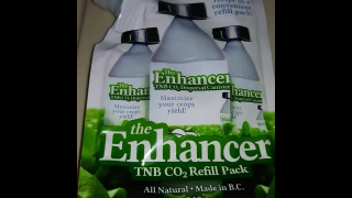 Jointus420 Week 2 Using TNB Naturals C02 product called The Enhancer