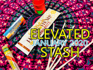 Elevated Stash Pikes Peak Box January 2020 Unboxing
